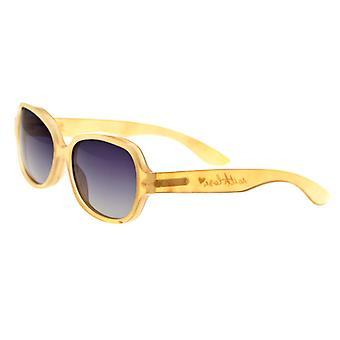بيرثا بايتون بافالو القرن الاستقطاب النظارات الشمسية-العسل/أسود