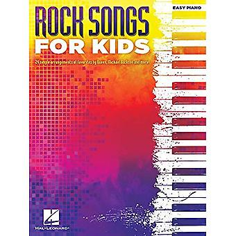 Rock Songs for Kids Easy Pf Songbook