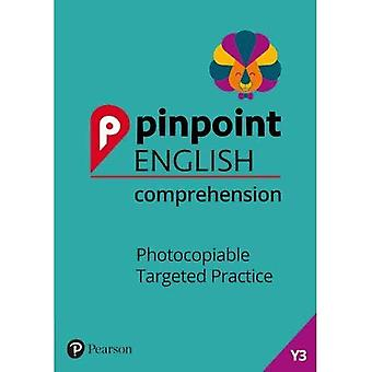 Pinpoint English Comprehension Year 3: Photocopiable Targeted Practice (Pinpoint)