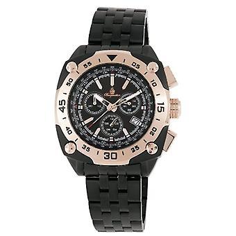 Burgmeister BM326-622B-man watch