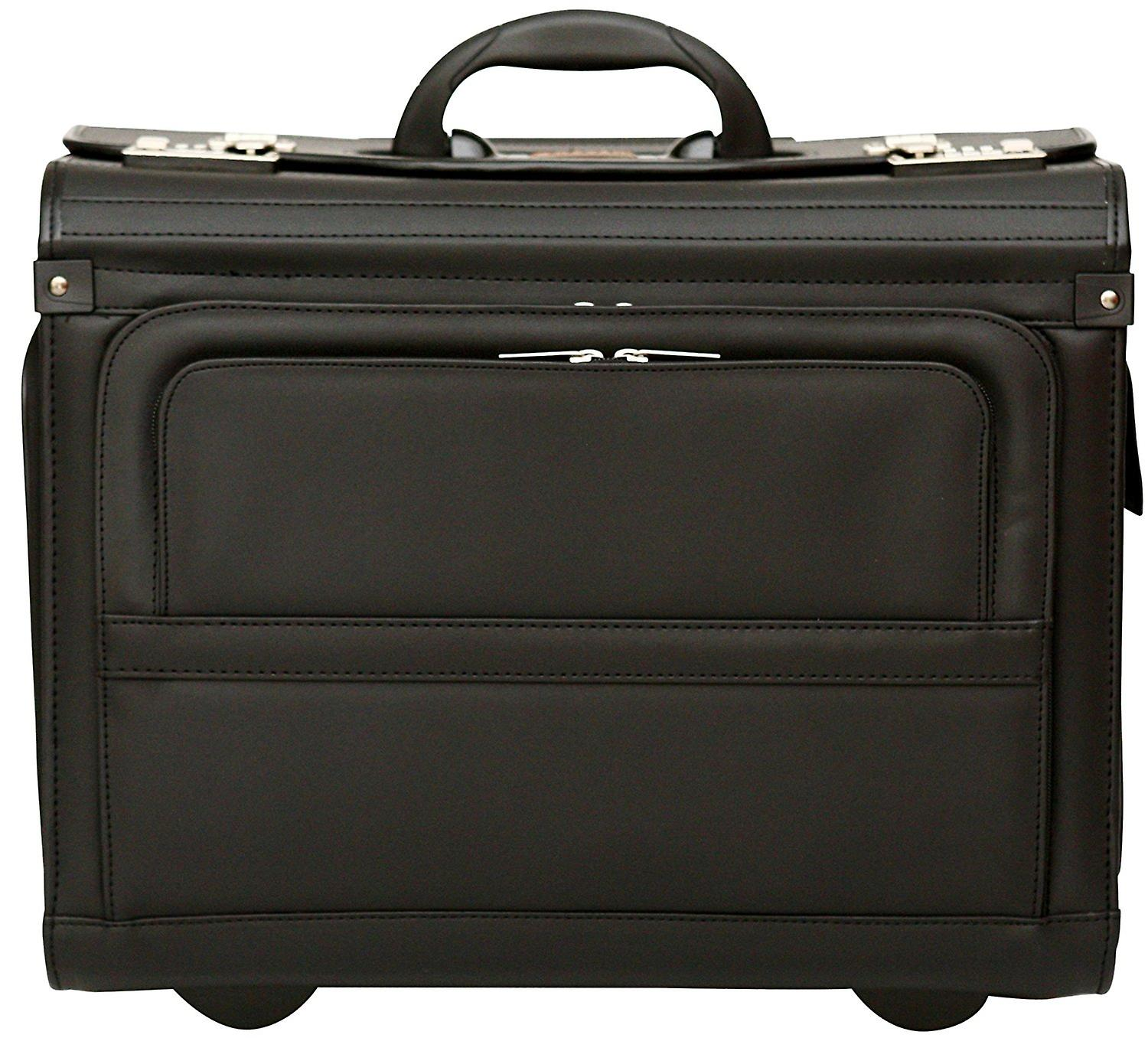 Wheeled Pilot Case Rolling 17.3