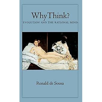 Why Think Evolution and the Rational Mind by De Sousa & Ronald