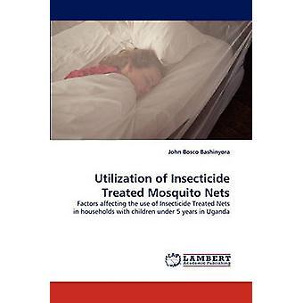 Utnyttjande av insektsmedel behandlade myggnät av Bashinyora & John Bosco