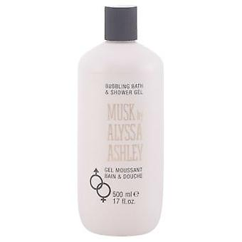 Alyssa Ashley Musk (Hygiene and health , Shower and bath gel , Shower gels)