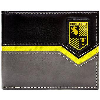 Warner Harry Potter Hufflepuff Schild ID & Karte Bi-Fold Geldbörse