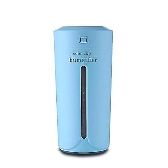 Farve Cup luftfugter-blå