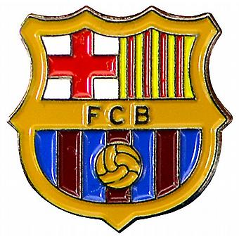 FC Barcelona metal / enamel pin badge    (spg)