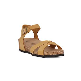 Frau Nubuck Sun Sandals