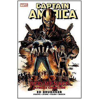 Captain America - Red Menace Ultimate Collection by Ed Brubaker - Mike
