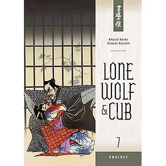 Lone Wolf and Cub Omnibus Volume 7 by Kazuo Koike - 9781616555696 Book