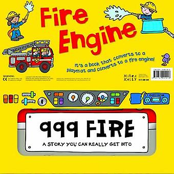 Convertible Fire Engine by Claire Phillip - Belinda Gallagher - 97817