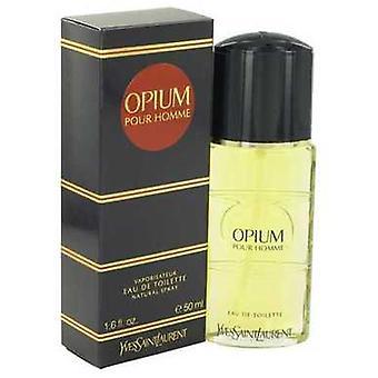 Opium By Yves Saint Laurent Eau De Toilette Spray 1.6 Oz (men) V728-400118