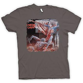 Womens T-shirt - Cannibal Corpse - Tomb Of The Mutilated