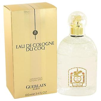 Du Coq Eau de Cologne spray by Guerlain