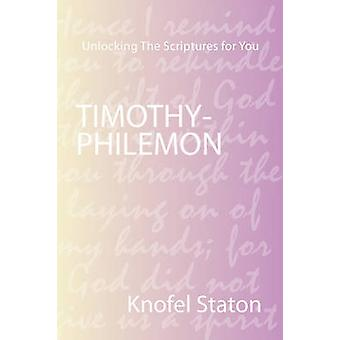 TimothyPhilemon by Staton & Knofel