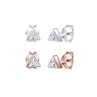 Elli Earrings for Stainless Silver Women's Pin 925 303820618