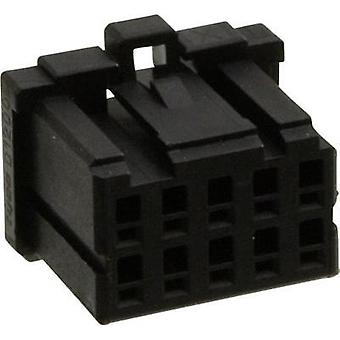 Socket enclosure - cable DYNAMIC 1000 Series Total number of pins 10 TE Connectivity 1-1827864-5 1 pc(s)