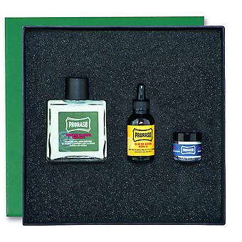 Proraso Gift Box Beard And Mustache M99105 (Homme , Barbe Et Moustache , Sets)