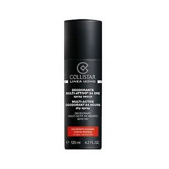 Collistar Men Multi-Active Deodorant 24 Hours (Mannen , Cosmetica , Body , Deodorant)