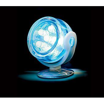 Classica Aqua-brite blå Led lampe