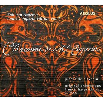 Louis Couperin - Vol. 3-Edition Louis Couperin [SACD] USA import