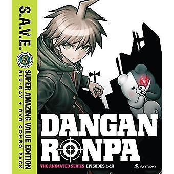 Danganronpa the Animated Series: Season One - Save [Blu-ray] USA import