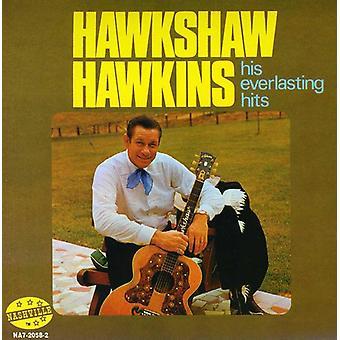 Hawkshaw Hawkins - importación de Estados Unidos su eterno Hits [CD]