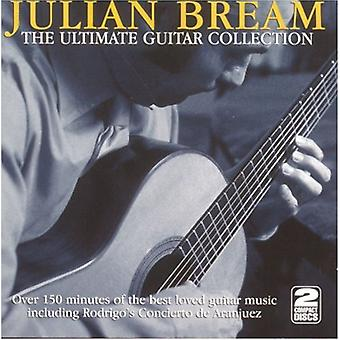 Julian Bream - The Ultimate Guitar Collection [CD] USA import