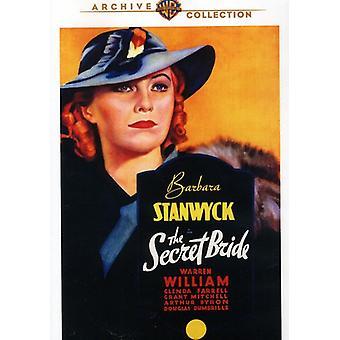 Secret Bride [DVD] USA import