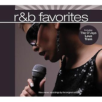 Forskellige kunstner - R&B favoritter [CD] USA importerer