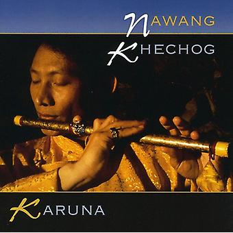 Nawang Khechog - Karuna [CD] USA import