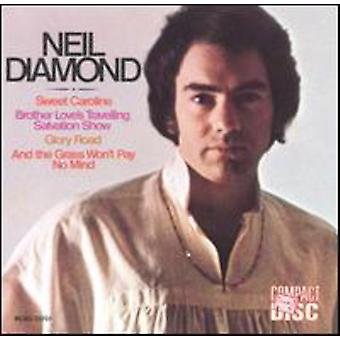 Neil Diamond - Sweet Caroline-Brother Loves S [CD] USA import
