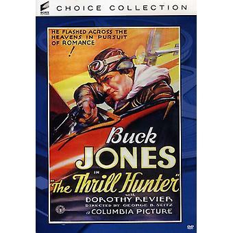 Thrill Hunter [DVD] USA import