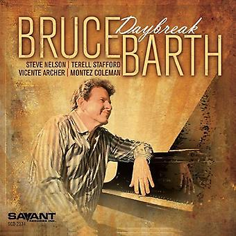 Bruce Barth - daggry [CD] USA import