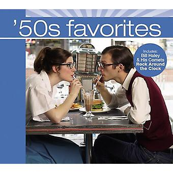 Various Artist - 50s Favorites [CD] USA import
