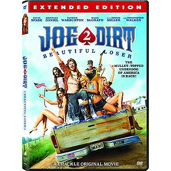 Joe Dirt 2 Beautiful Loser [DVD] USA import