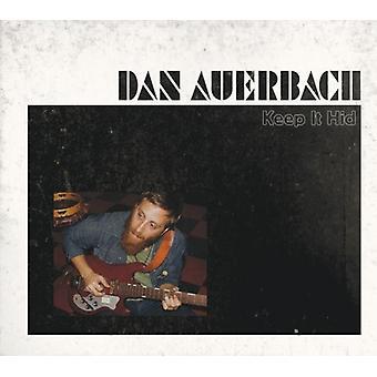 Dan Auerbach - holde det Hid [CD] USA import