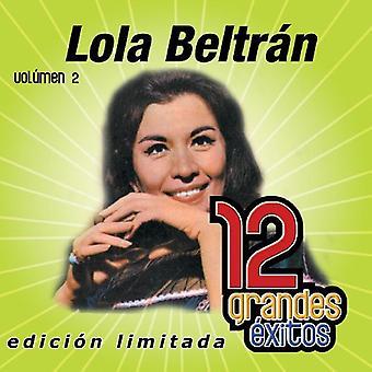 Rocio Banquells - Rocio Banquells: Vol. 2-12 Grandes Exitos [CD] USA importar