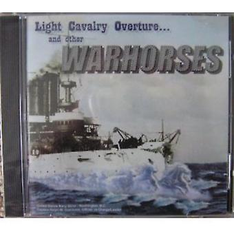U.S. Navy Band - Light Cavalry Overture... and Other Warhorses [CD] USA import
