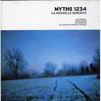 La Nouvelle Serenite - myter 3: La Nouvelle Serenite [CD] USA import