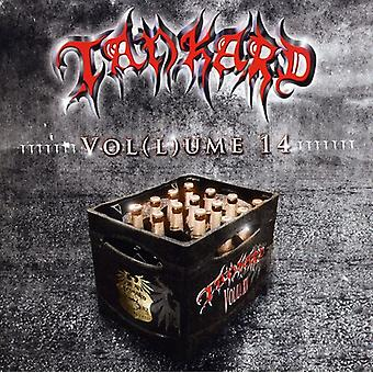 Tankard - Vol (L) Ume 14 [CD] USA import