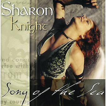 Sharon Knight - Song of the Sea [CD] USA import
