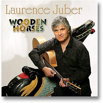 Laurence Juber - træ heste [CD] USA import