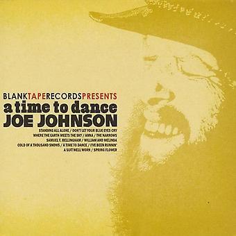 Joe Johnson - dags att Dance [CD] USA import