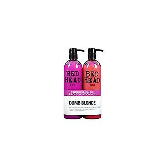 TIGI Bed Head Tigi Bed Head Dumb Blonde Tween Duo