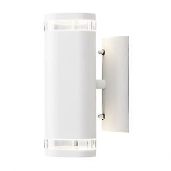 Konstsmide Modena 2 Way Wall Light White