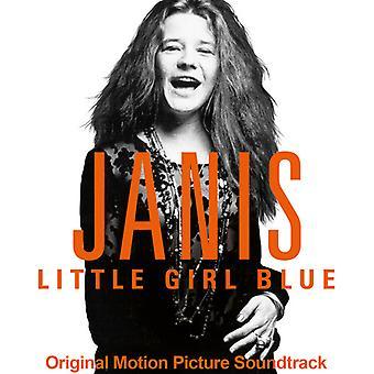 Janis Joplin - Janis: Little Girl blauw / O.S.T. [CD] USA import