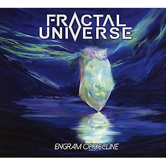 Fractal Universe - Engram of Decline [CD] USA import