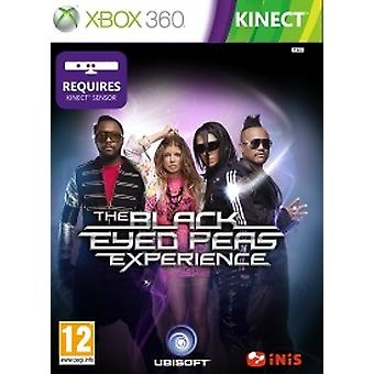 The Black Eyed Peas Experience (Xbox 360) (used)
