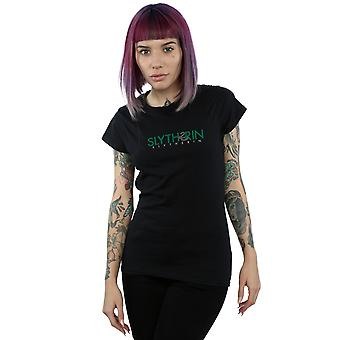 Harry Potter Women's Slytherin Text T-Shirt